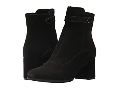 La Canadienne Jessa (Black Suede) Women