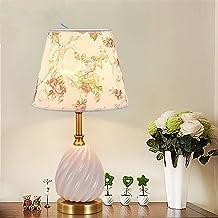 Ceramic Desk lamp, Living Room, Bedroom, Bedside Table lamp, Decorative lamp, Adjustable Light,Dimmingswitch,Dimminglight ...