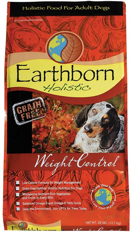 Earthborn Holistic Weight Control Food Grain-Free Spasm price Dog All items free shipping Dry