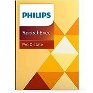 Philips LFH4400/02 SpeechExec Pro Version 10.0 Dictate Software