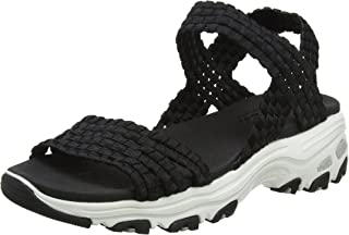 Skechers D'Lites Head Spin Womens Sandals