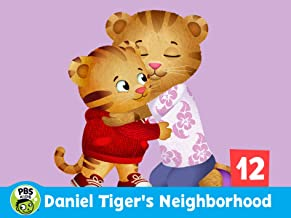 Daniel Tiger's Neighborhood: Volume 12