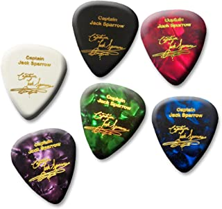 johnny depp guitar pick