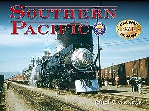 Southern Pacific Railroad 2021 Wall Calendar