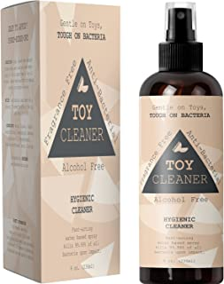 Toy Disinfectant Cleaner - Anti-Bacterial Water Based Non Toxic Formula Disinfects Toys - Fragrance Free Paraben Free Alcohol Free Cruelty Free by Honeydew