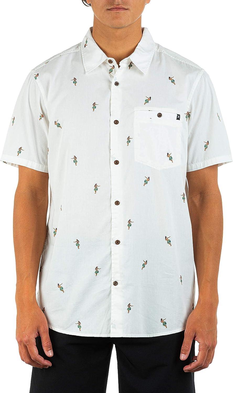 Hurley Men's Organic Windansea Short Sleeve