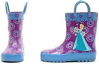Bottes de pluie Disney® Reine des Neiges 2 rose clair