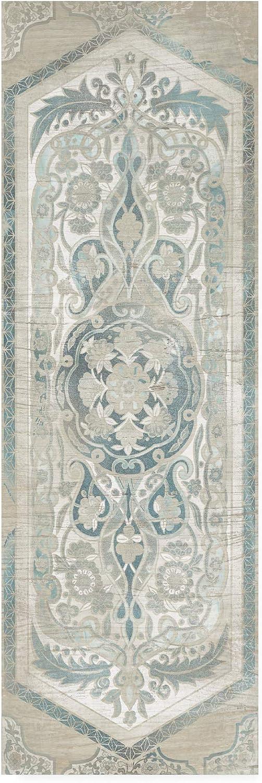 Trademark Fine Art Vintage Persian Panel IV by June Erica Vess, 8x24