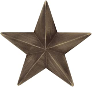 Country House Vintage Style Indoor Hanging Metal Barn Star (6
