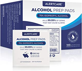 Alhocol Wipes