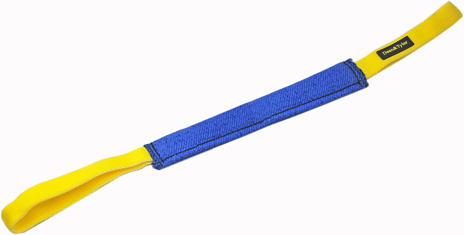 Dean and Tyler Long Pocket Bite Tug  French Linen  Size  12Inch by 2Inch, colors May Vary