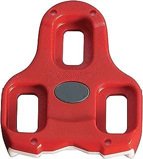 Look Keo Bi-Material Cleats Red