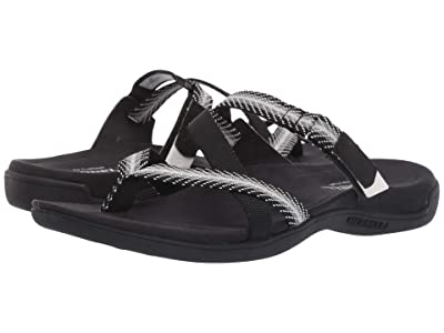 Merrell District Mendi Thong (Black) Women