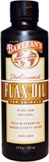 Barlean's Organic Oils Flax Oil for Animals - 12 oz - Liquid