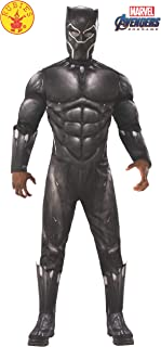 Rubie's Endgame Deluxe Black Panther Adult Costume