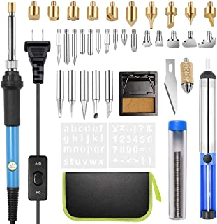 wood burning kit soldering iron