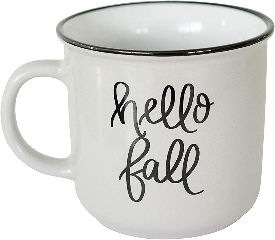Sweet Water Decor Hello Fall Campfire Mug