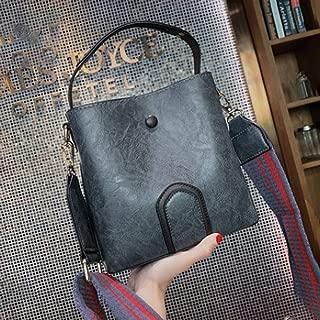 ZJLDLVSSTBB Ladies Handbags, Small Bags, New Women's Bags, Cross-body Ladies Shoulder Bag, Stylish Fashion Wild leather handbags for women (Color : Bronze)
