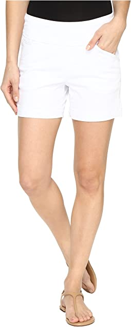 "Ainsley Pull-On 5"" Shorts in Bay Twill"