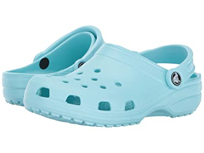 Crocs Classic Clog (Ice Blue) Clog Shoes