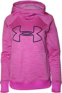 Under Armour Women's Hoodie Active Big Logo Pullover 1318396