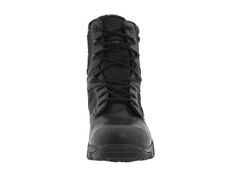 negra con cremallera 8 Footwear lateral GORE Bota TEX® Bates GX nxY40qz0fw