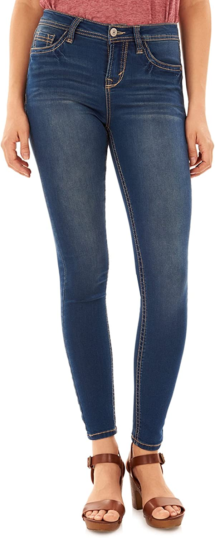 WallFlower Women's Juniors Manufacturer OFFicial shop Irresistible Jeans Jegging 28- Denim Limited Special Price