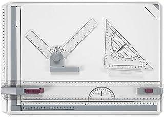 BATHWA A3 Planches à Dessin Tableau à Dessin Table à Dessin Travail Professionnel Planche à Dessin Rapide 49 x 35,5 x 1,3 cm