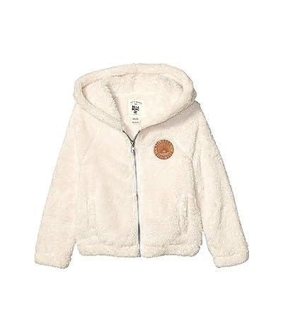 Billabong Kids Snow Day 2 Jacket (Little Kids/Big Kids) (White Cap) Girl