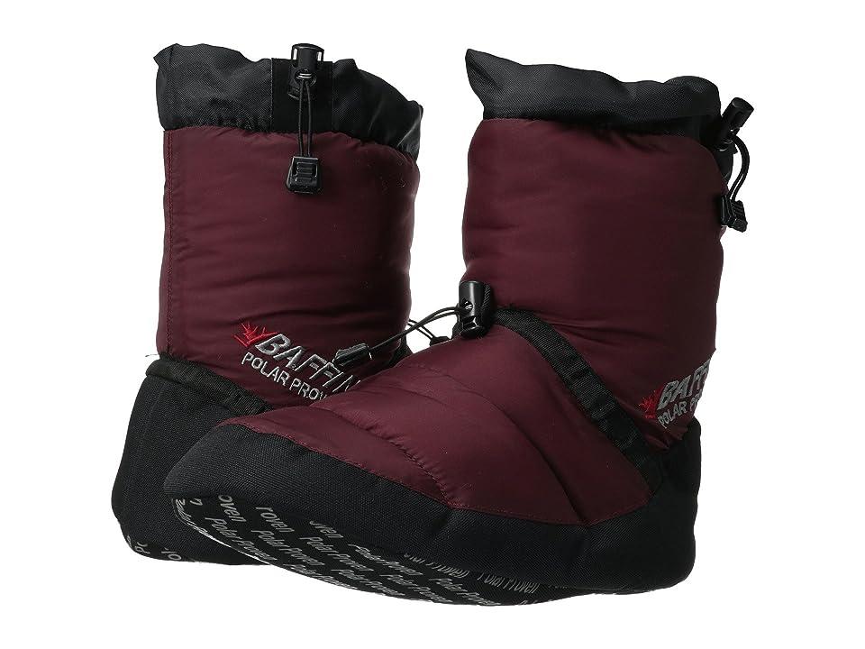 Baffin Base Camp (Merlot) Boots