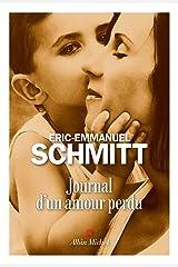 Journal d'un amour perdu Format Kindle