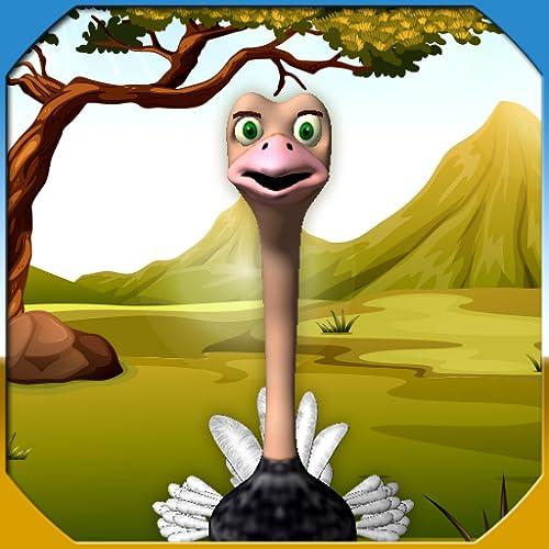 Falar avestruz