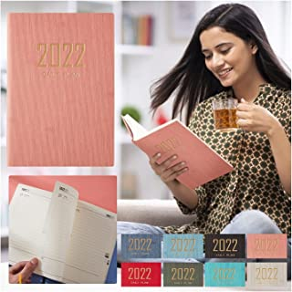 $25 » 2021-2022 Planner Weekly and Monthly, 2022 Monthly Planner, Calendars, Planners & Organizers, Christmas Gifts, Page A5, 18...