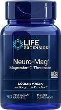 Life Extension - Neuro-Mag Magnesium L-Threonate - 90 Vegetarian Capsules