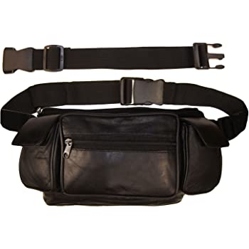 AG Wallets Cell Phone Pouch Fanny Pack Waist Bag Pouch