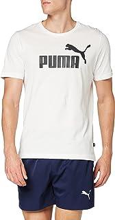 PUMA ESS Logo tee Camiseta, Hombre