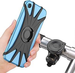 comprar comparacion Cocoda Soporte Movil Bici, Soporte Móvil Moto Bicicleta 360° Rotación Magnética Desmontable Pantalla Completa Amigable P...