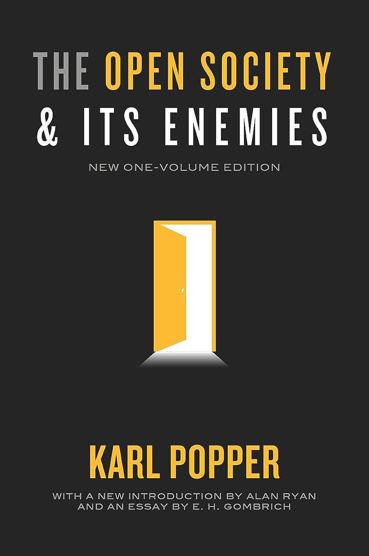 収まる学者数学的なThe Open Society and Its Enemies: New One-Volume Edition (English Edition)