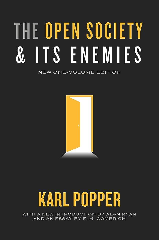 時代遅れ過言こだわりThe Open Society and Its Enemies: New One-Volume Edition (English Edition)
