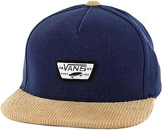 b1fb4334196 Vans OTW Mini Full Patch Snapback Hat (Dress Blues Khaki) Men s Skate Cap