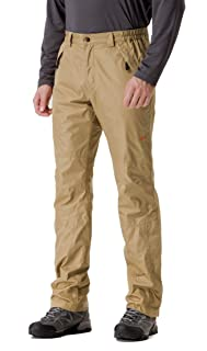 Clothin Men's Snow Pant Fleece Lined Ski/Winter Pants-Waterproof