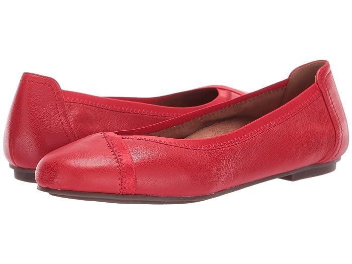 VIONIC  Caroll (Cherry) Womens Shoes