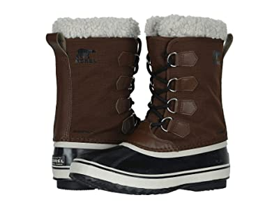 SOREL 1964 Pac Nylon (Tobacco/Black) Men