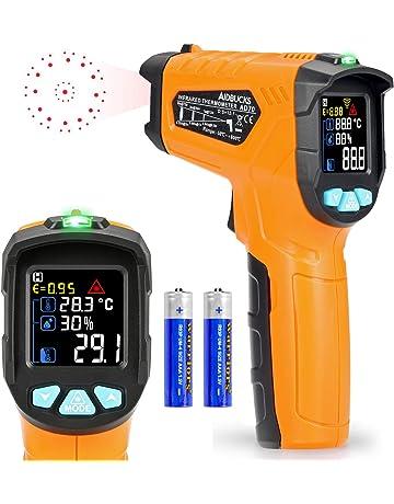 PRETTYGOOD7/nuovo tipo Osculum veicolo-montato termometro digitale LCD centigradi Fahrenheit