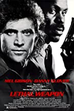Posters USA - Lethal Weapon Movie Poster GLOSSY FINISH) - MOV306 (24