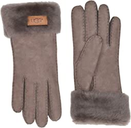 9ea1a9c527b494 Ugg classic leather smart glove stormy grey two tone