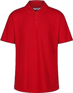 Trutex Limited Unisex Short Sleeve Plain Polo Shirt