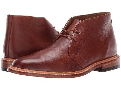 Bostonian No. 16 Soft Mid (Dark Tan Leather) Men