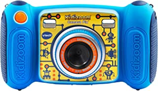 VTech KidiZoom Camera Pix, Blue (Frustration Free Packaging), Great Gift For Kids, Toddlers, Toy for Boys and Girls, Ages 3, 4, 5, 6, 7, 8