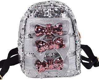 Mini Bling Sequin Backpack Sparkly Paillette Glitter School Backpack Shoulder Handbags